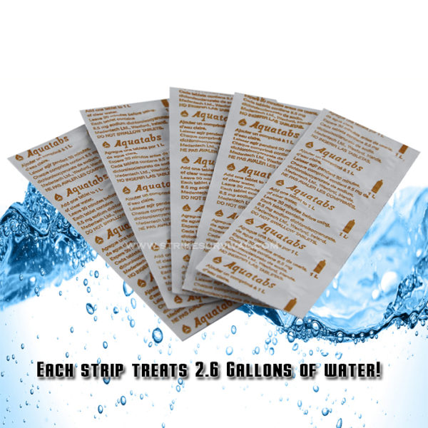 aquatabs water purification