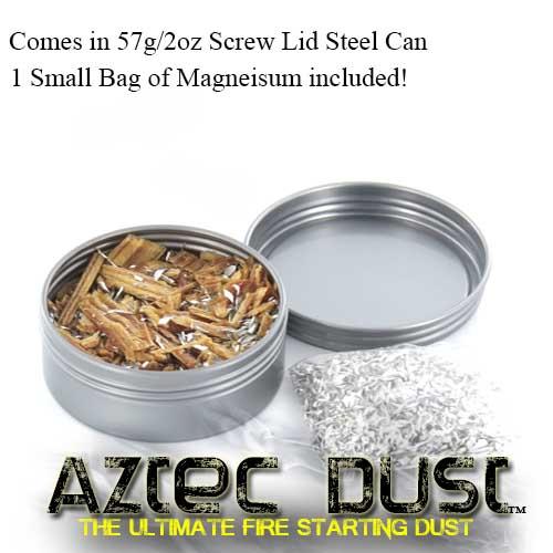 aztec dust