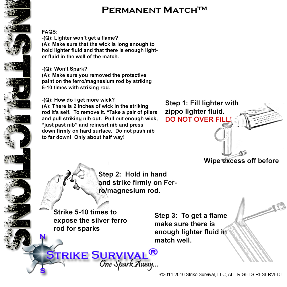 forever match instructions