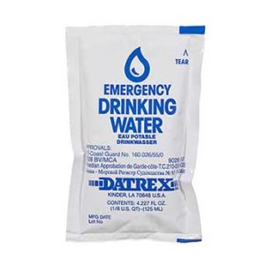 Datrex emergency water