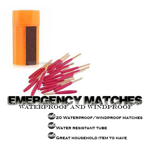 emergency match