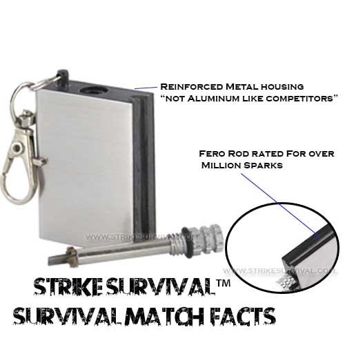 fire starter match