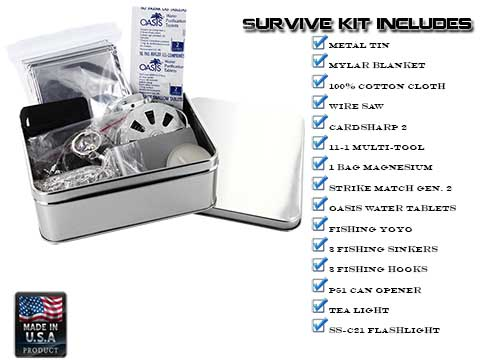 survive kit