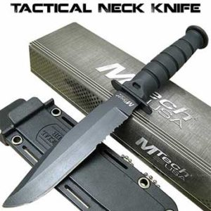 Tactical Neck Knife