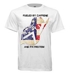 caffeine patriotism