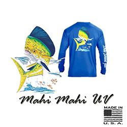 Mahi Mahi UV