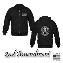 2nd Amendment Hoodie