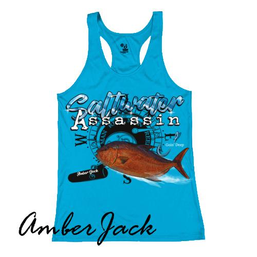 AmberJack Womens Tank